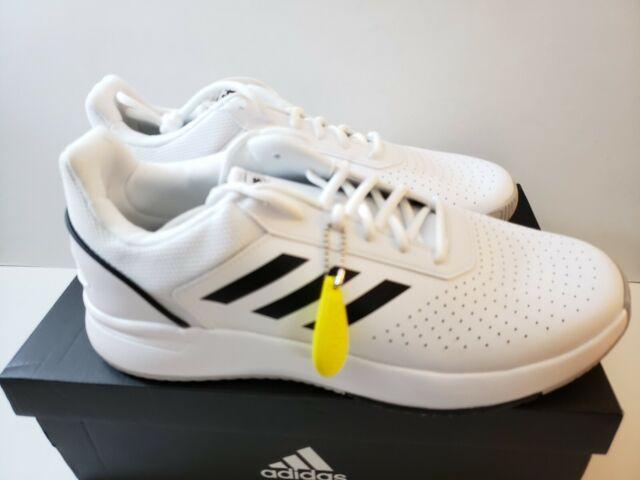 adidas Men's Courtsmash Tennis Shoes Size US 12 #f36718