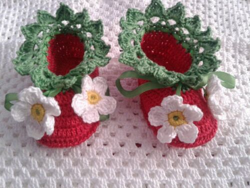 Strawberry outfit Newborn girl coming home layette Set 0-3 m