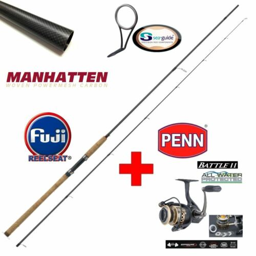 WFP Manhatten Seatrout   Battle II 3000 Meerforellen-Set