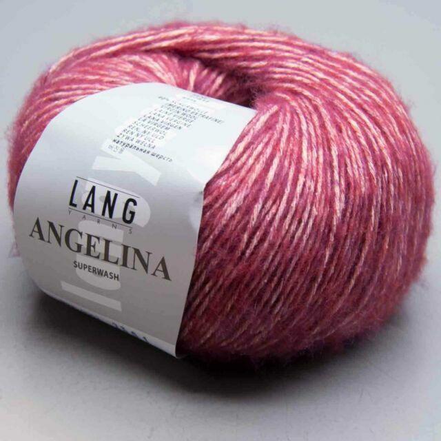 Ll 150m//50g Needle Thickness 4,5 Lang Yarns Angelina 26