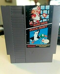 Super-Mario-Bros-Duck-Hunt-Nintendo-NES-Cartouche-seule