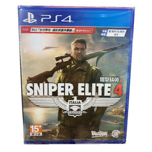 Sniper-Elite-4-PlayStation-PS4-English-Chinese-Factory-Sealed