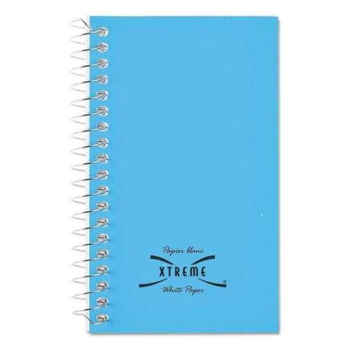 60 Shee 073333312201 5 x 3 Narrow Rule White National® Wirebound Memo Book