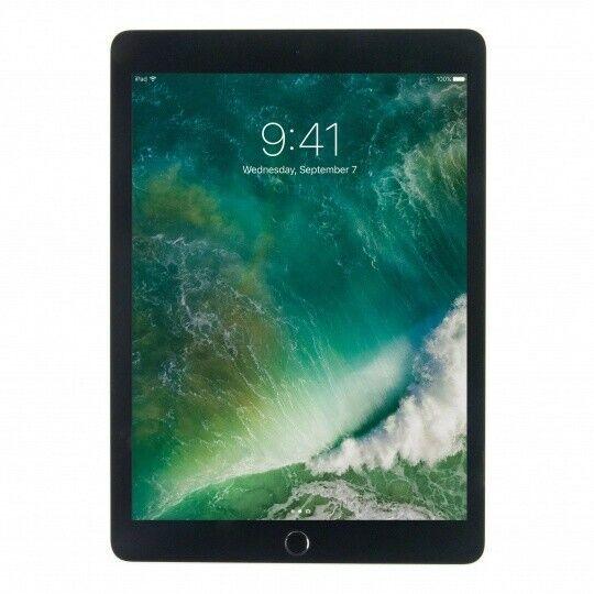 Apple iPad Air 2 64GB, WLAN, 24,64 cm, (9,7 Zoll) - Spacegrau