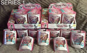 SERIES 1 HARD TO FIND TWISTY PETZ