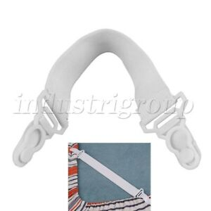 16PCS Bed Sheet Grip Straps for Bed or Sofa Corner Fastening