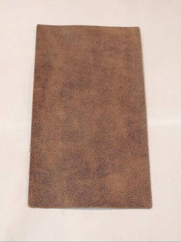 4-5 oz. OLD WEST BUFFALO Leather Hide for Crafts Journals Wallets Laces Jewelry