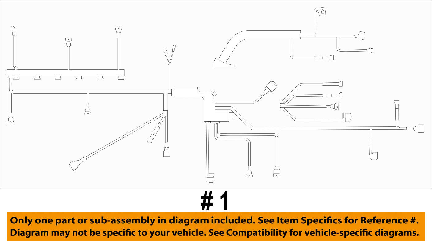 Engine Wiring Harness Bmw E92 M3 S85 Ebay S65 Diagram Norton Secured Powered By Verisign