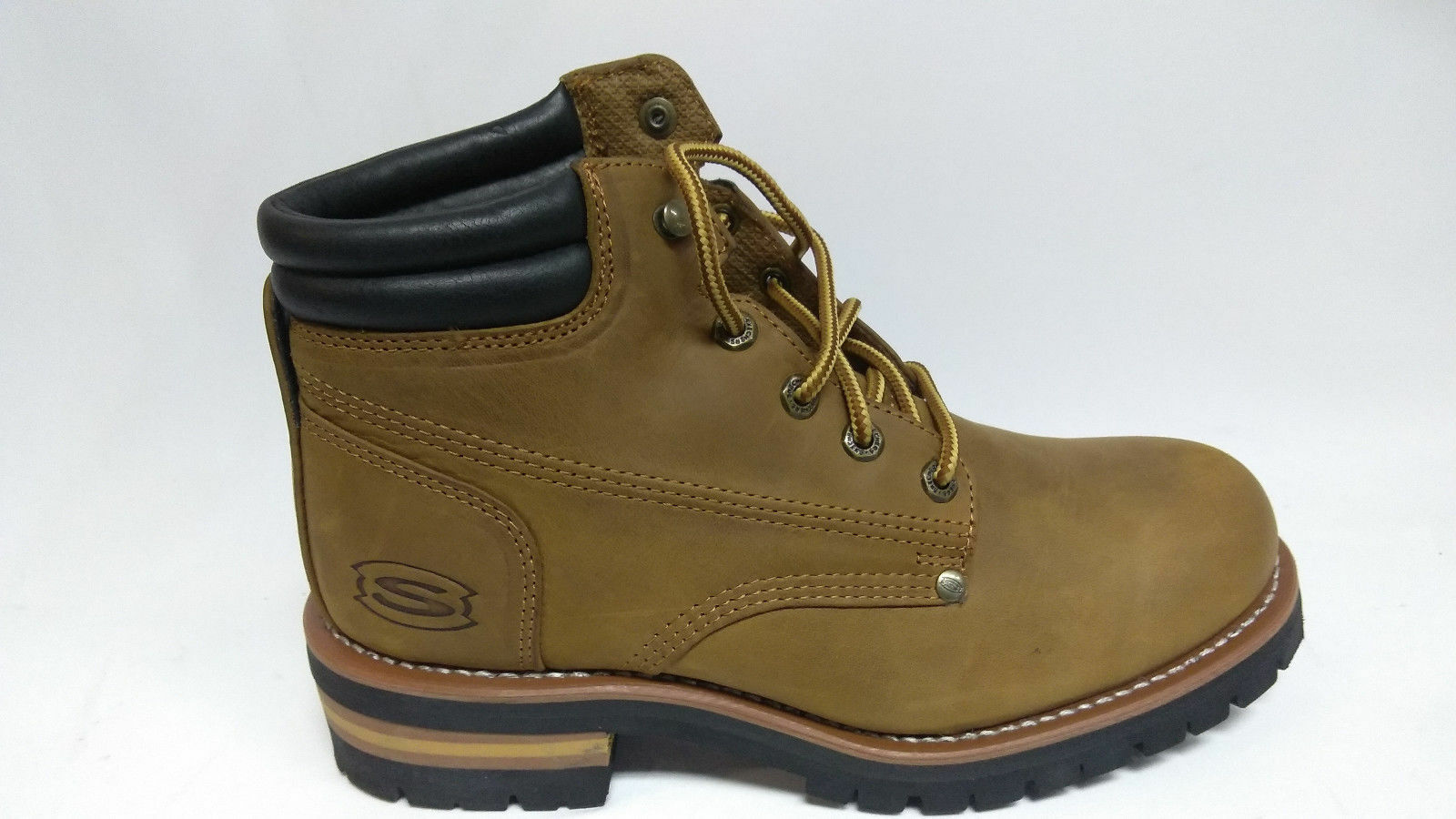 Hike boots, Biker Boots Rager Engineer Boot by Skechers