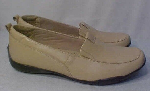 ef5e11747472 Never Worn Sz 11M Womens Dr Scholl s Double Air Pillow Insole Loafer  Cream Beige