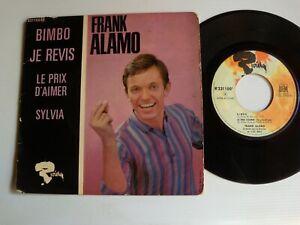 FRANK-ALAMO-Bimbo-Le-prix-d-039-aimer-Je-revis-Sylvia-7-034-EP-RIVIERA-231100-BORLY