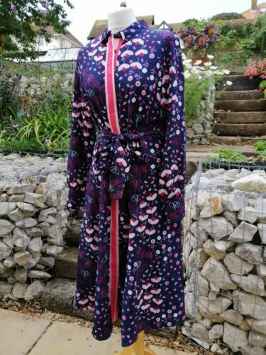 designer BODEN 2019 Pippa striped shirt Dress stunning print for Spring