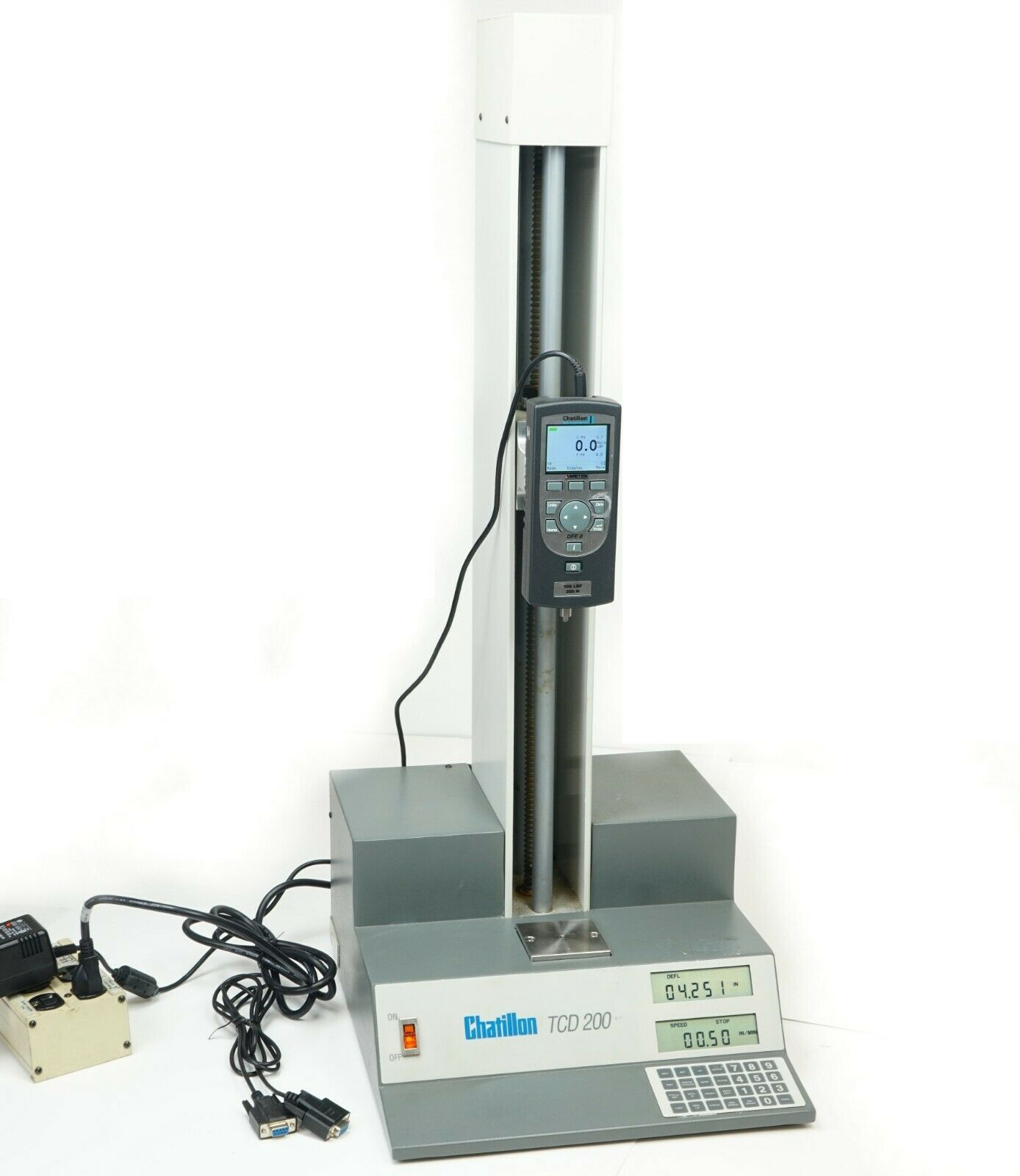 Chatillon Force Tester
