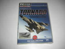 Panavia TORNADO PC CD ROM add-on Simulatore di volo SIM 2004 & x FS2004 Cockpit FS NUOVO