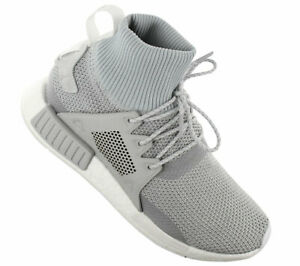 NEU-adidas-Originals-NMD-XR1-Winter-Schuhe-Grau-BZ0633-SALE