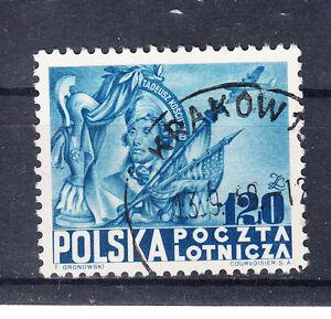 Polen Briefmarken 1948 160 Jahre Verfassung der USA Mi.Nr.517 gestempelt - Forst, Deutschland - Polen Briefmarken 1948 160 Jahre Verfassung der USA Mi.Nr.517 gestempelt - Forst, Deutschland