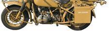 3X STENCIL Font 30mm WW2 WWII GERMAN BMW MOTORBIKE TYRE PRESSURES 1,75 2,75 atü