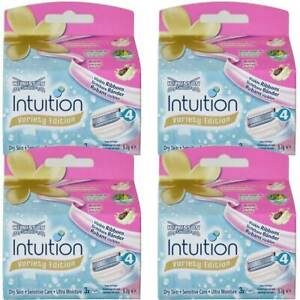 4x Wilkinson Intuition Variety Edition Sensitiv Care ( 12 Rasierklingen )
