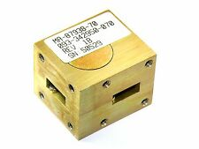 WR42 Waveguide Circulator Isolator Switch Low Loss 24GHz Isol. 24dB USA