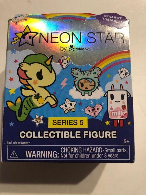 Tokidoki Neon Star Series 5 Latte