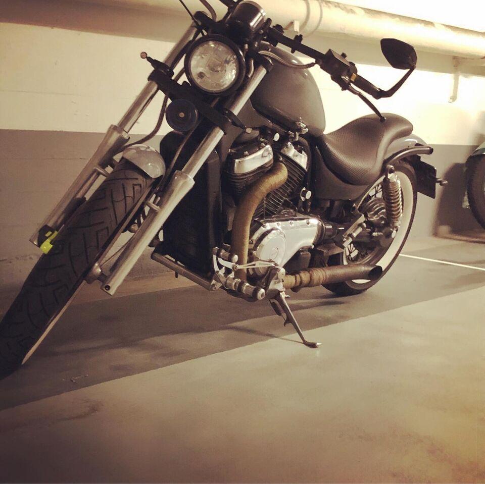 Suzuki, Intruder, 800 ccm