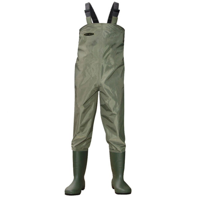 Ron Thompson Ontario Chest Waders Size 42 Uk8 S For Sale Online Ebay