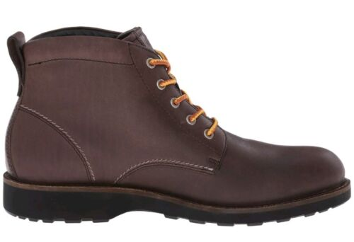 6-6.5 M US Hydromax 40 EU ECCO Men/'s Holbrok Plain Toe Chukka Boot Dark Clay