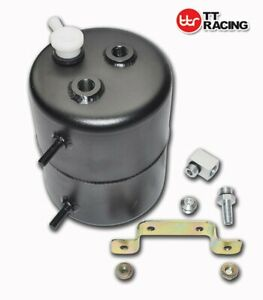 Black-Vacuum-Canister-Reservoir-Brake-Booster-Can-Tank-for-Car-Holden-Ford-Chev