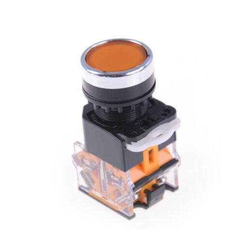 """7//8 /""""660 V 10A Drucktaste Drücken Notfall Momentary Stop Switch 22mm  ^ZP"""