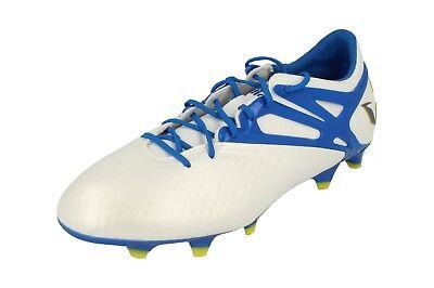 Adidas Messi 15.1 FgAg Scarpe Calcio Uomo B34359 Calcio Tacchetti | eBay