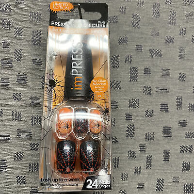 Halloween Impress Press on Nails 59824 J20 731509598247 | eBay