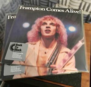 Frampton-Comes-Alive-by-Peter-Frampton-Vinyl-Jul-2008-2-LP-039-S-A-amp-M-180-GRAM