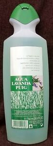 Agua De Lavanda  750ml  Lavender Spanish Splash Cologne Made in Spain by PUIG - <span itemprop=availableAtOrFrom>Maidstone, United Kingdom</span> - We want you to be completely satisfied with any item you buy from us! If however you have a problem, please email us immediately to let us know. We'll provide you instructions on how to - Maidstone, United Kingdom