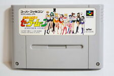 Sailor Moon Another Story SFC Super Famicom Nintendo SNES Japan Import US Seller