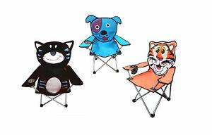Tiger Caravan Camper Tent Childs Foldaway Chair