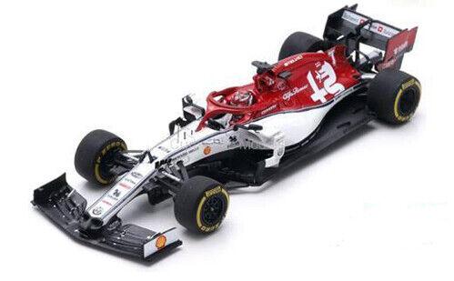 ALFA ROMEO SAUBER C38 Kimi Raikkonen  7 2019