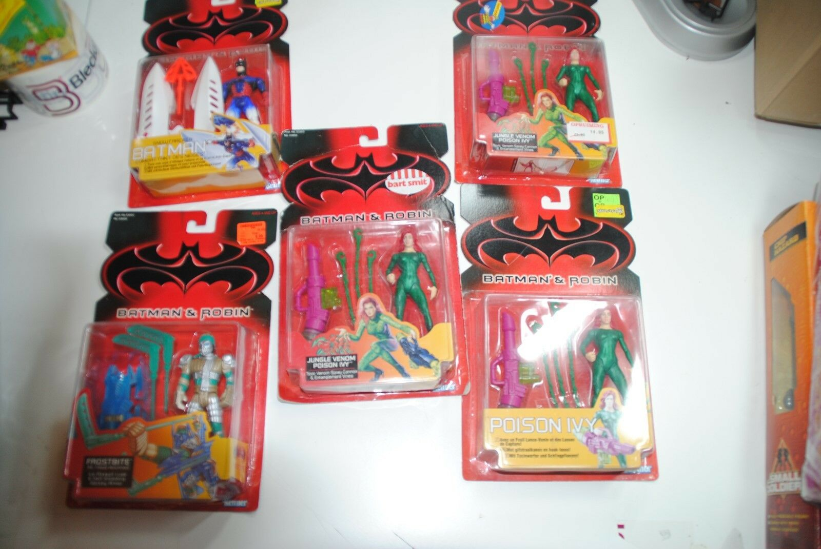 BATuomo 1999 HASBRO 1997 KENNER KENNER KENNER LOT CLEAR OUT   6b4c07