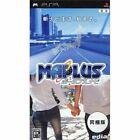 Maplus Portable Navi W/ GPS Receiver Uljs00091 Sony PSP Japan OBI