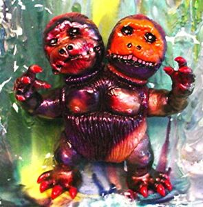034-Terror-Creeps-034-Siccaluna-Koubo-Sofubi-One-Of-A-Kind-Custom-Japan-Mvh