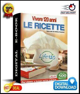 VIVERE-120-ANNI-LE-RICETTE-DI-ADRIANO-PANZIRONI-DIGITAL-EBOOk-PDF-Download