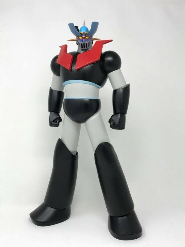 JUNGLE MIGHTY MECHA SERIES 01 MAZINGER Z CLASSIC COLOUR LIMITED EDITION 40cm NEW