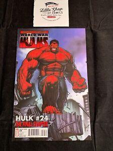 Marvel, 2019 Immortal Hulk #24 1:50 Joe Bennett Wraparound Variant NM