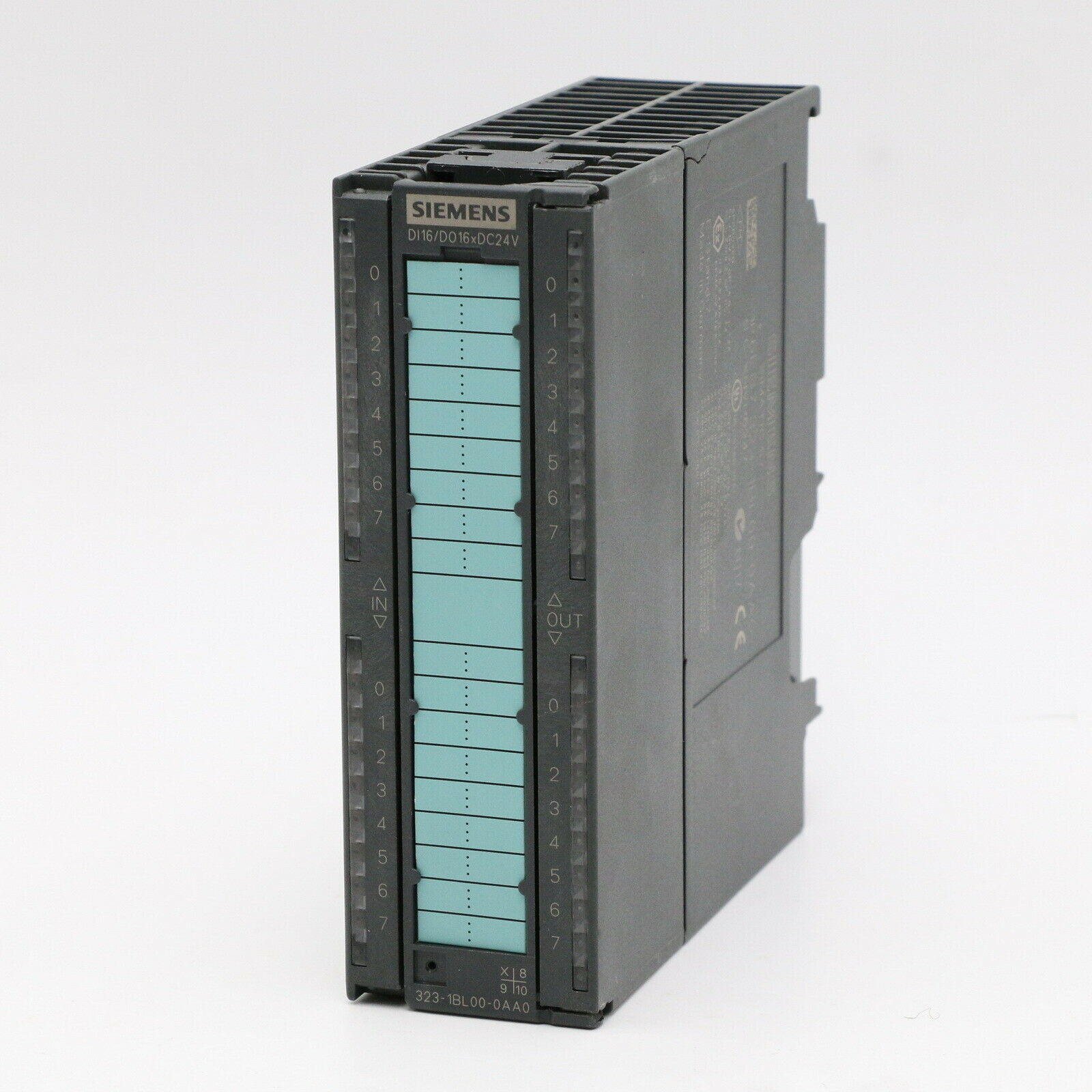 Siemens Simatic S7 SM323 6ES7323-1BL00-0AA0 DI16//DO16 6ES7-323-1BL00-0AA0