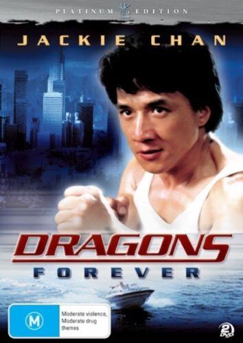 1 of 1 - Dragons Forever (DVD, 2007, 2-Disc Set) - Region 4