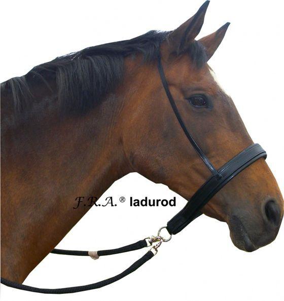 F.R.A. Ladurod Ladurod F.R.A. Bosal Bitless Bridle,natural horsemanship eb8bee
