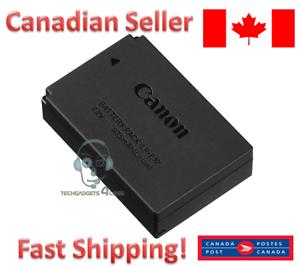 Genuine-Original-Canon-LP-E12-Battery-For-EOS-M-M2-M10-M50-M100-100D-LC-E12