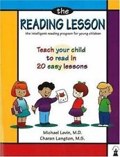 The Reading Lesson : Teach Your Child to Read in 20 Easy Lessons