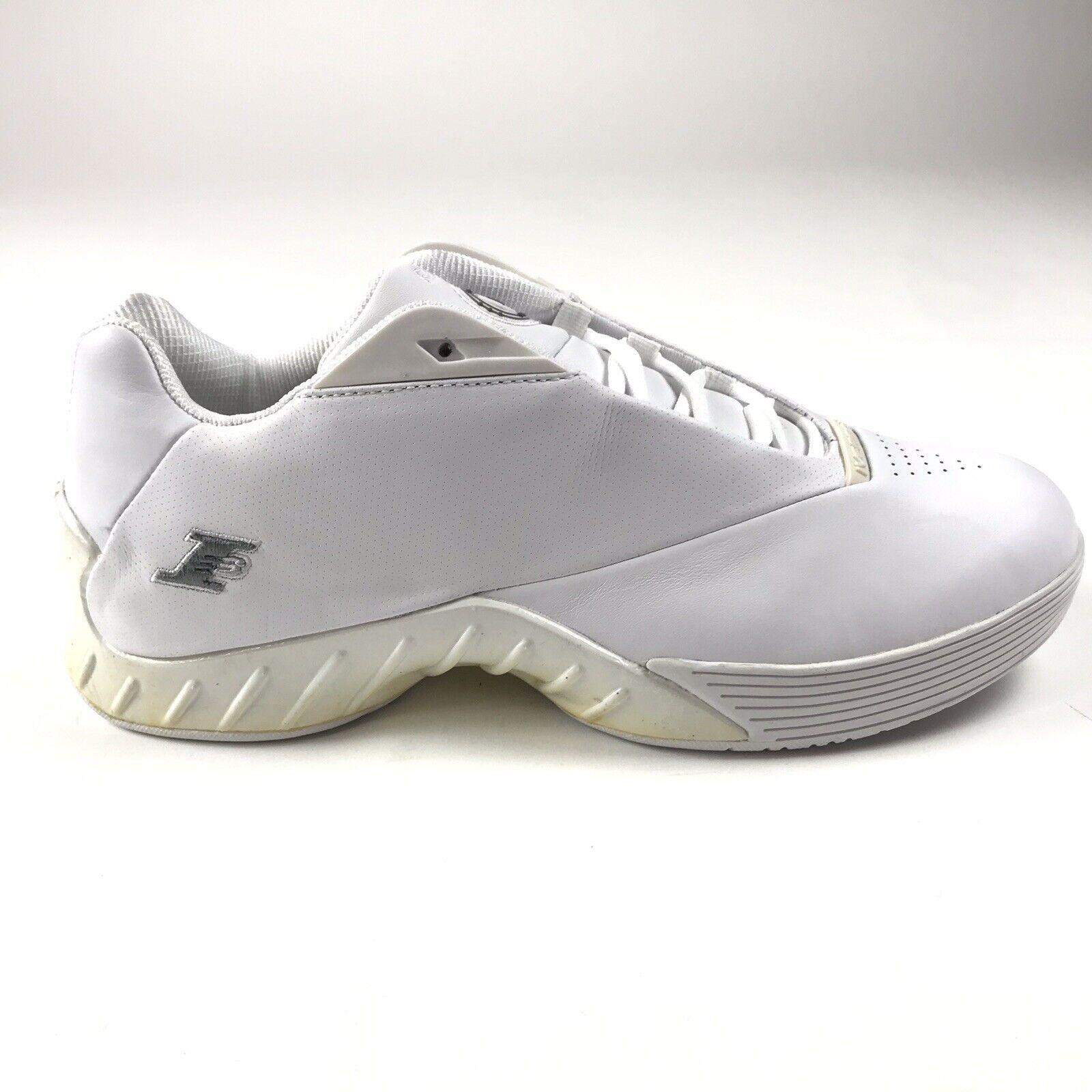 Reebok Reebok Reebok RBK I3 Playoff Low II 2 Uomo 10 bianca Basketball scarpe Iverson 4-95322 977d19