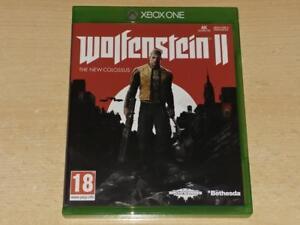 Wolfenstein-II-2-il-nuovo-COLOSSO-Xbox-One-Spedizione-gratuita-nel-Regno-Unito