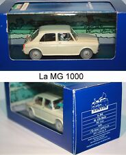 ATLAS-Tim und Struppi-TINTIN de L ´ile Noire-La MG 1100-Oldtimer-very rare